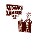 Midway Lumber Company Inc., Logo